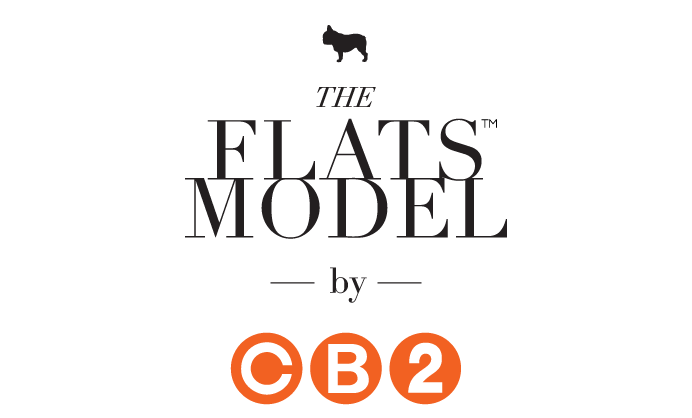 The Flats Model by CB2 in Uptown